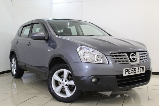 View our 2009 59 NISSAN QASHQAI 1.5 ACENTA DCI 5DR 105 BHP