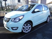 USED 2016 66 VAUXHALL VIVA 1.0 SE AC 5d 74 BHP *** FINANCE & PART EXCHANGE WELCOME *** £ 20 ROAD TAX BLUETOOTH PHONE AIR/CON CRUISE CONTROL