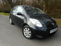 USED 2009 09 TOYOTA YARIS 1.0 TR VVT-I 5d 68 BHP *Insurance Group 2*
