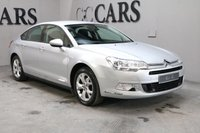 USED 2008 58 CITROEN C5 2.0 VTR PLUS HDI 4d 138 BHP FRONT AND REAR PARK DISTANCE CONTROL, LEATHER MULTI FUNCTION STEERING WHEEL, CRUISE CONTROL, DUAL ZONE CLIMATE CONTROL, AUTO DIMMING REAR VIEW MIRROR, AUTOMATIC HEADLIGHTS, ON-BOARD COMPUTER