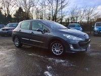 2008 PEUGEOT 308 1.6 SE 5d 118 BHP  PART EXCHANGE TO CLEAR VERY CLEAN £2250.00