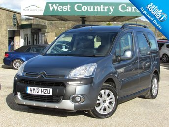 2012 CITROEN BERLINGO MULTISPACE 1.6 HDI XTR 5d 91 BHP