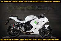 USED 2017 66 HYOSUNG GT125 RC  GOOD & BAD CREDIT ACCEPTED, OVER 500+ BIKES IN STOCK