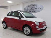 2013 FIAT 500 1.2 POP 3d 69 BHP £6790.00