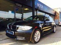 2008 BMW 1 SERIES 1.6 116I ES 5d 121 BHP £SOLD