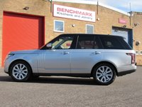 USED 2016 16 LAND ROVER RANGE ROVER 3.0 TDV6 VOGUE SE 5d AUTO 255 BHP