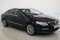 USED 2011 11 VOLKSWAGEN PASSAT 2.0 CC TDI BLUEMOTION TECHNOLOGY 4d 139 BHP