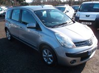 2007 NISSAN NOTE
