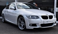 2011 BMW 3 SERIES 2.0 320D M SPORT 2d 181 BHP COUPE STOP/START £11490.00