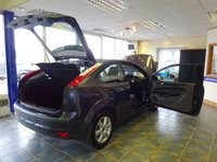 USED 2006 56 FORD FOCUS 1.6 SPORT 3d 100 BHP