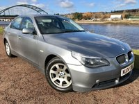 2004 BMW 5 SERIES 2.2 520I SE 4d 168 BHP £3490.00