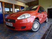 2006 FIAT GRANDE PUNTO 1.2 ACTIVE 8V 3d 65 BHP £2450.00