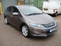 USED 2011 11 HONDA INSIGHT 1.3 IMA EX 5d AUTO 100 BHP ANY PART EXCHANGE WELCOME, COUNTRY WIDE DELIVERY ARRANGED, HUGE SPEC