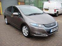 2011 HONDA INSIGHT 1.3 IMA EX 5d AUTO 100 BHP £6480.00