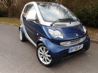 2006 SMART FORTWO 0.7 GRANDSTYLE 2d AUTO 61 BHP £2795.00