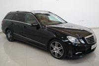 2012 MERCEDES-BENZ E CLASS 3.0 E350 CDI BLUEEFFICIENCY SPORT ED125 5d AUTO 265 BHP £14650.00
