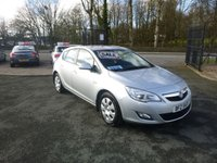 2010 VAUXHALL ASTRA 1.6 EXCLUSIV 5d 113 BHP £4250.00
