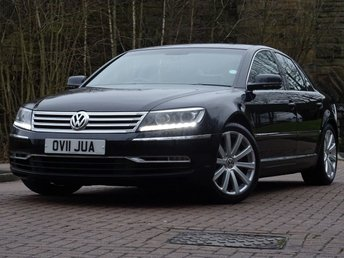 View our VOLKSWAGEN PHAETON