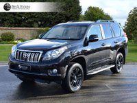 USED 2013 13 TOYOTA LAND CRUISER 3.0 LC5 D-4D 5d AUTO 188 BHP