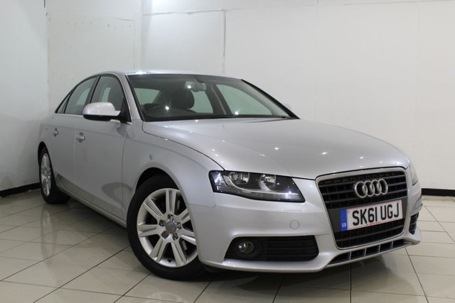 View our 2011 61 AUDI A4 2.0 TDI SE 4DR 134 BHP