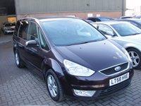 2008 FORD GALAXY 2.0 ZETEC TDCI 5d AUTO 140 BHP £SOLD
