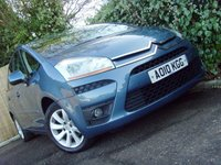 USED 2010 10 CITROEN C4 PICASSO 1.6 VTR PLUS HDI 5d 107 BHP