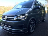 USED 2018 VOLKSWAGEN TRANSPORTER 2.0 T30 TDI KOMBI EDITION BMT AUTO 148 BHP