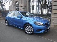 2014 MERCEDES-BENZ A CLASS 1.5 A180 CDI BLUEEFFICIENCY SE 5d AUTO 109 BHP £12995.00