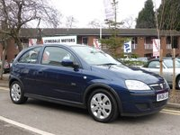 USED 2006 06 VAUXHALL CORSA 1.2 SXI 16V TWINPORT 3d 80 BHP *SUPERB VALUE, RUNS AND DRIVES SPOT ON*