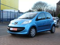 USED 2006 56 PEUGEOT 107 1.0 URBAN 5d  £20 TAX ~ IDEAL FIRST CAR ~ FANTASTIC LOW MILES ~ LOW INSURANCE ~ GREAT MPG