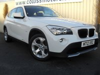 2012 BMW X1 2.0 SDRIVE20D SE 5d AUTO 174 BHP £12799.00