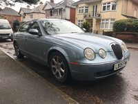 USED 2005 05 JAGUAR S-TYPE 2.5 V6 SE 4d AUTO 201 BHP GREAT CAR WITH A NEW MOT TAKEN IN P/X BY US LUXURY MOTORING AT A BARGAIN PRICE!!!!!!!!
