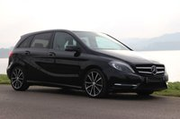 2014 MERCEDES-BENZ B CLASS 1.6 B180 BLUEEFFICIENCY SPORT 5d AUTO 122 BHP £14990.00