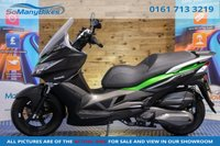 USED 2015 64 KAWASAKI J300 SC 300 AFFA ABS SPECIAL EDITION - Low miles