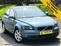 USED 2007 07 VOLVO S40 2.0 S D 4d 135 BHP ANY INSPECTION WELCOME ---- ALWAYS SERVICED ON TIME EVERY TIME AND SERVICED MAINLY BY SAME DEALERSHIP THROUGHOUT ITS LIFE,NO EXPENSE SPARED, KEPT TO A VERY HIGH STANDARD THROUGHOUT ITS LIFE, A REAL TRIBUTE TO ITS PREVIOUS OWNER, LOOKS AND DRIVES REALLY NICE IMMACULATE CONDITION THROUGHOUT, MUST BE SEEN FOR THE PRICE BARGAIN BE QUICK, 6 MONTHS WARRANTY AVAILABLE,DEALER FACILITIES,WARRANTY,FINANCE,PART EX,FIRST TO SEE WILL BUY BARGAIN