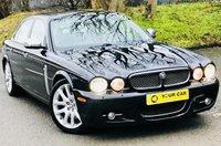 2008 JAGUAR XJ 2.7 SOVEREIGN V6 4d AUTO 204 BHP £8000.00