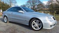 2005 MERCEDES-BENZ CLK 2.1 CLK220 CDI AVANTGARDE 2d AUTO 148 BHP £2800.00