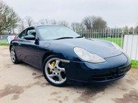 2000 PORSCHE 911 MK 996 3.4 CARRERA 2d 300 BHP £15500.00