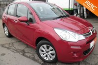 USED 2013 63 CITROEN C3 1.6 E-HDI AIRDREAM VTR PLUS 5d 91 BHP VIEW FINANCE RATES AND APPLY DIRECT FROM OUR WEBSITE