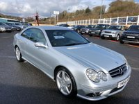 USED 2006 56 MERCEDES-BENZ CLK 3.0 CLK320 CDI SPORT 2d 222 BHP AMG Sport Pack with alloys & body, heated seats plus more.