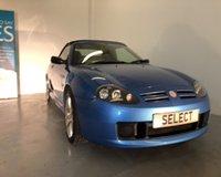 2005 MG TF 1.6 115 2d 114 BHP £2500.00