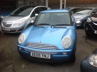 2005 MINI HATCH ONE 1.6 ONE 3d 89 BHP £995.00