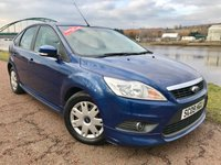 2009 FORD FOCUS 1.6 ECONETIC TDCI 5d 109 BHP £3990.00