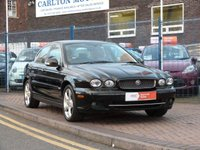 USED 2008 JAGUAR X-TYPE 2.0 SE 4d  SAT NAV ~ FULL JAGUAR HISTORY~ HEATED LEATHER ~ BLUETOOTH ~ CRUISE CONTROL ~ CLIMATE CONTROL ~ FRONT AND REAR PARK ASSIST