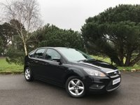 2010 FORD FOCUS 1.6 ECONETIC TDCI S/S 5d £3250.00