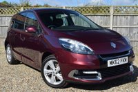 2012 RENAULT SCENIC 1.5 DYNAMIQUE TOMTOM DCI 5d 110 BHP £6499.00