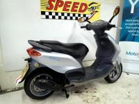 USED 2008 08 PIAGGIO FLY 100