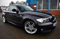 2010 BMW 1 SERIES 2.0 123D M SPORT 2DR 202 BHP £6995.00