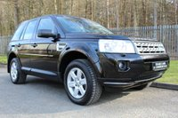 2012 LAND ROVER FREELANDER 2 2.2 TD4 GS 5d 150 BHP £10500.00