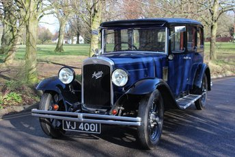 1931 AUSTIN 16/6 IVER SALOON AUSTIN 16/6 IVER SALOON £SOLD